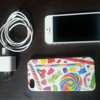IPHONE 5S 64GB (RUSH SALE!!!)