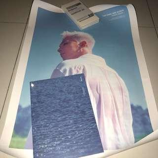 BIGBANG TAEYANG WHITE NIGHT PHOTOBOOK COLLECTION