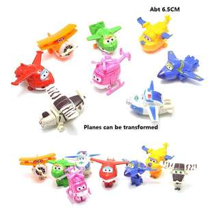 In Stock: Super Wings r Design Toys/ Figurines