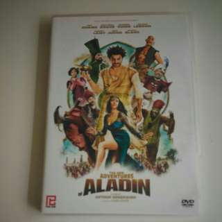 DVD The New Adventures of Aladdin