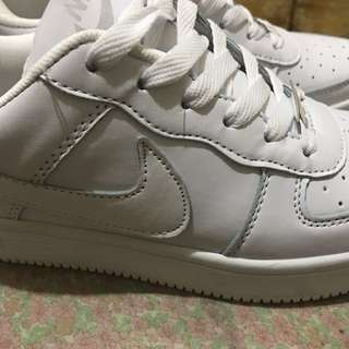 Nike Airforce 1 All White Shoes