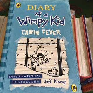 Diary Of A Wimpy Kid(Cabin Fever)