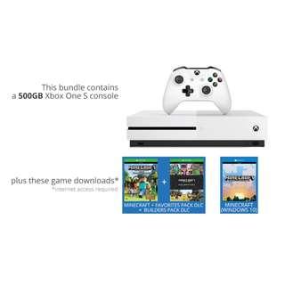 Xbox One S & Forza 7