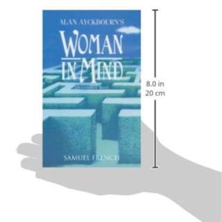 Woman In Mind Alan Ayckbourn