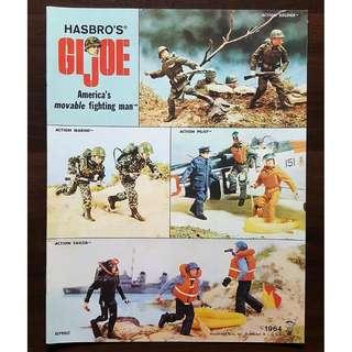 Hasbro's G.I. Joe Magazine (Ultra Retro Cool!)