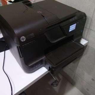 Faulty print head HP Officejet 8600 Printer