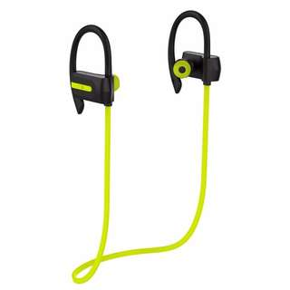 Ticpods Bluetooth Earphones Wireless Sports Music Headset w/ 6 hours Music Playing