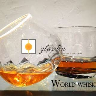Whisky - Make your own whisky glass