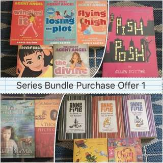 Series Bundle Purchase Offer 1