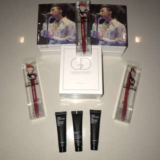 BIGBANG G-DRAGON x MOONSHOT PERFUME EXCLUSIVE SET