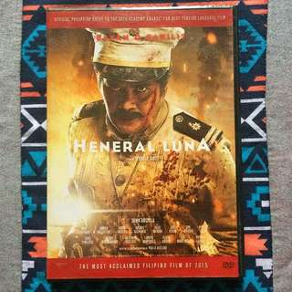 Heneral Luna Original DVD