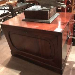 Republican-age Teak Chest