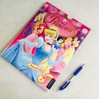 Princess Annual 2013