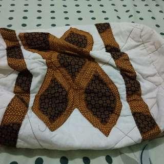 Sarung galon batik
