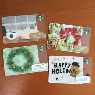 Starbucks USA - Starbucks Christmas Card 2015