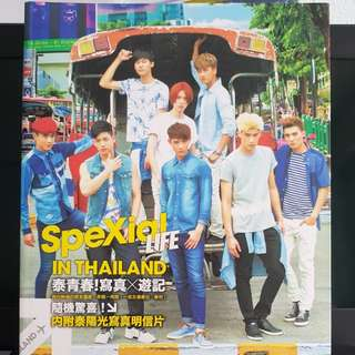 Spexial Life In Thailand photobook