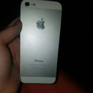 Selling Iphone 5 cheap to fix screen