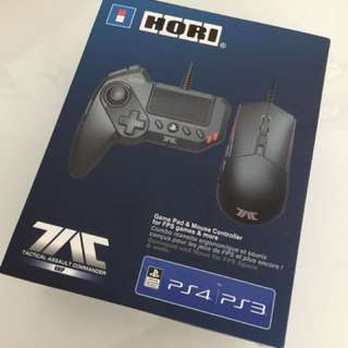 Hori TAC G1 controller for playstation