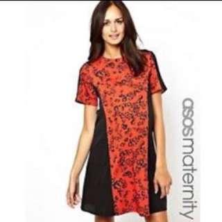 ASOS Maternity Swing Dress (UK14)