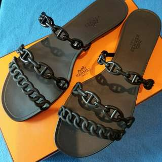 Hermes Sandals size 38
