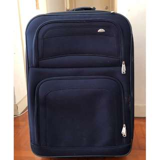 "Large (31"") Samsonite luggage"