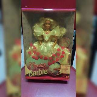 #toy #collection 芭比 娃娃 公仔 Crystal Barbie Poupee Muneca 80s 80年代
