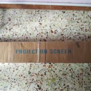 Projector Screen Manual