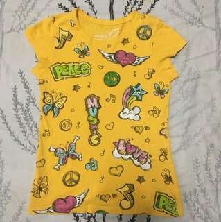 Kids Shirt size M (7-8 yrs old)