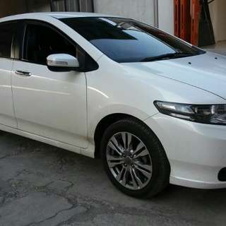 Honda City RS AT 2013 cakep