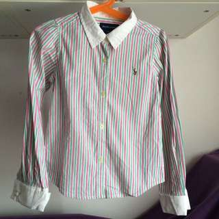 Ralph Lauren Collar Shirt