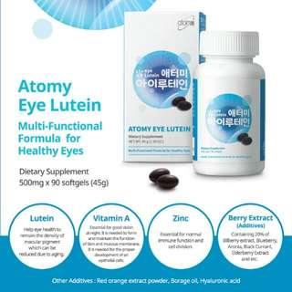 Eye lutein