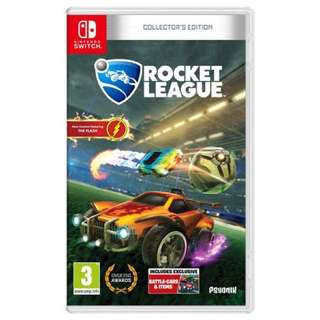 Rocket league Collectors Edition Switch