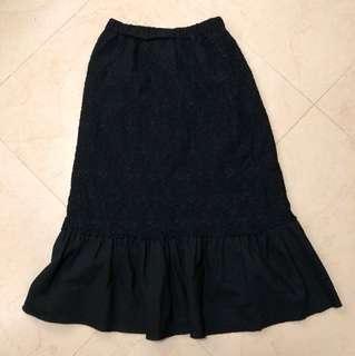 Tricot COMME des GARÇONS skirt
