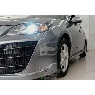 2007年 Mazda 3 R8包