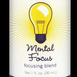 PO Now Foods Essential Oils Mental Focus (30 ml)