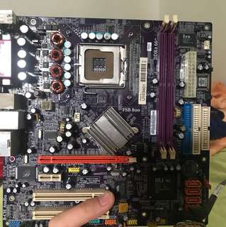 ACER Motherboard (LGA775)
