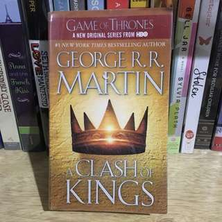 A Song of Ice and Fire #1-2 by George RR Martin