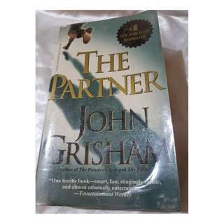REPRICED! The Partner by John Grisham
