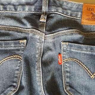 Levi Tight Slim Jean
