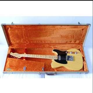 Fender Vintage Hot Rod 52 Reissue Telecaster In Butterscotch Blonde