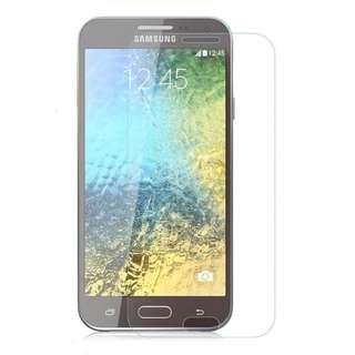 Tempered glass - Anti Gores Samsung Galaxy E5