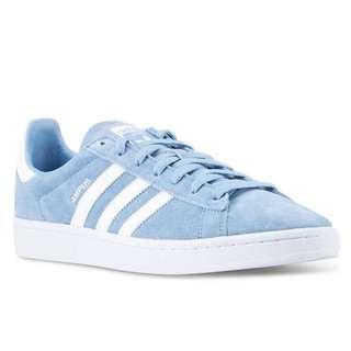 adidas Originals Campus Sneakers  粉藍色