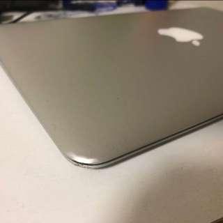 Spoilt MacBook Air 11 early 2015