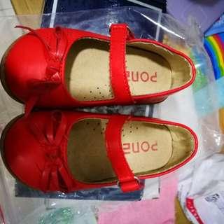 Poney girl shoe