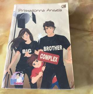 Novel Big Brother Complex