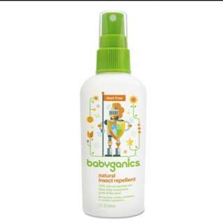 babyganic insect repellent