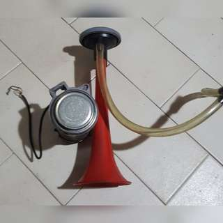 Stebel Air horn! (MADE IN ITALY)