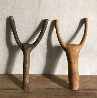 Handmade Wooden Catapult