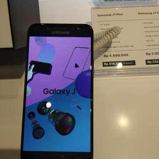 Samsung J7 Plus Cicilan Tanpa Kartu Kredit Cukup Bayar DP