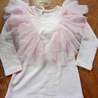 Baju anak import new 3-4 & 4-5th